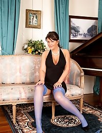 Blue stockings milf topic