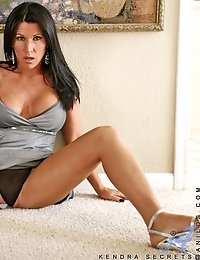 Dark haired anilos kendra secrets is a classy woman with a body that makes grown men drool